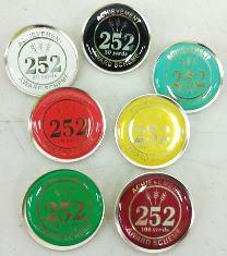 252 Scheme Badges