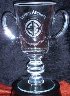 Novice Handicap Trophy