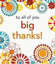 Thank You Card 2 Front Page