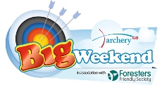 Archery Big Weekend logo