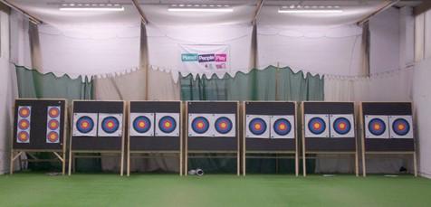 Our indoor range